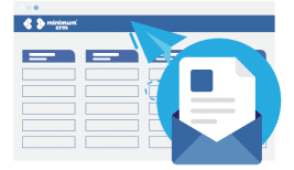 İletişim yönetimi destekleyen r-posta senkronizasyonu seçeneği