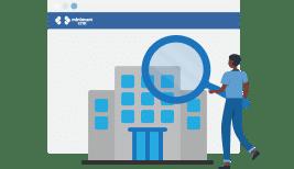 customer relationship management software; track companies