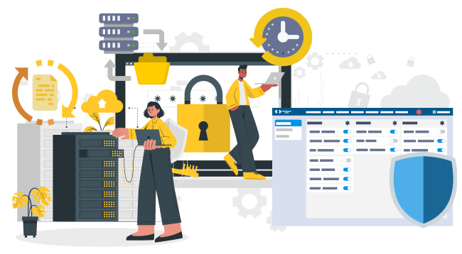 CRM software with the maximum security