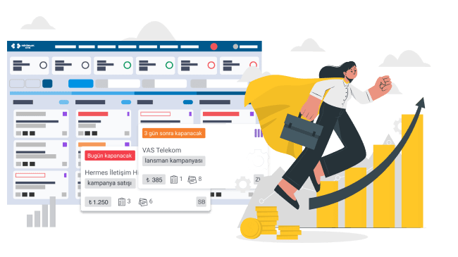 CRM software for sales management