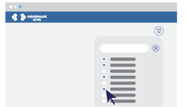 Preference Based Table View in a customizable CRM system