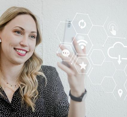 Mobile CRM software helps improve customer satisfaction