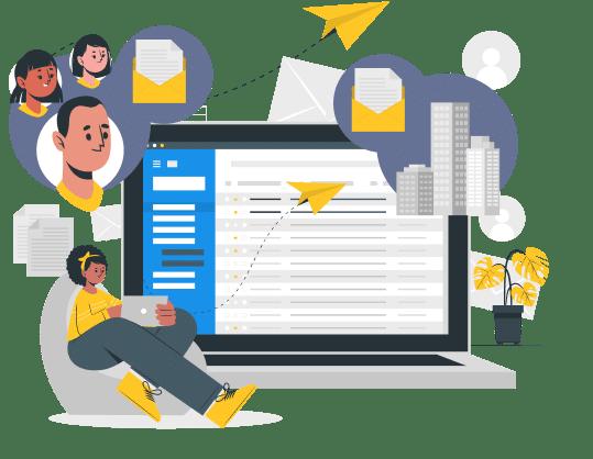 Müşteri iletişimini tek noktadan yönetim
